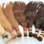 Индијска необработена коса